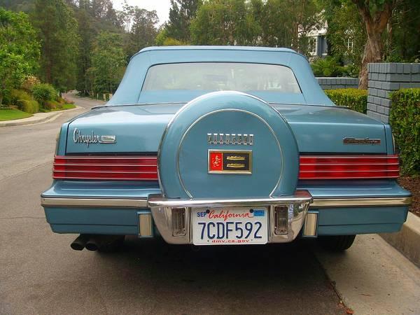 Customized 1985 Chrysler LeBaron Convertible | Mopar Blog