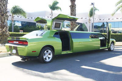 BMW Van Nuys >> Stretch Limo Mopars | Mopar Blog