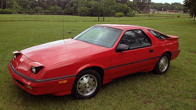 1987-Dodge-Daytona