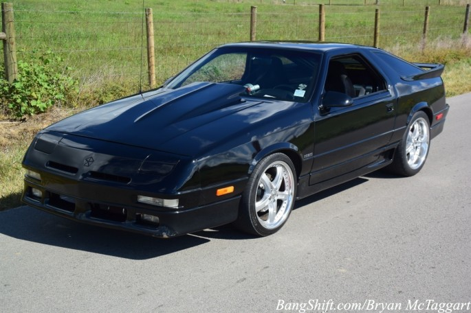 1990 Dodge Daytona Like No Other Mopar Blog