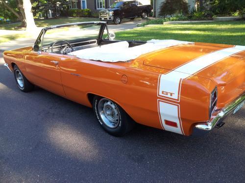 1969-Dodge-Dart-GT-Convertible-3qtr-rear
