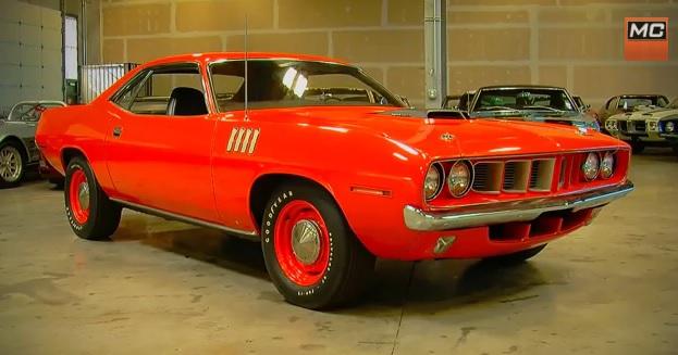 1971-Plymouth-Hemi-Cuda-3qtr