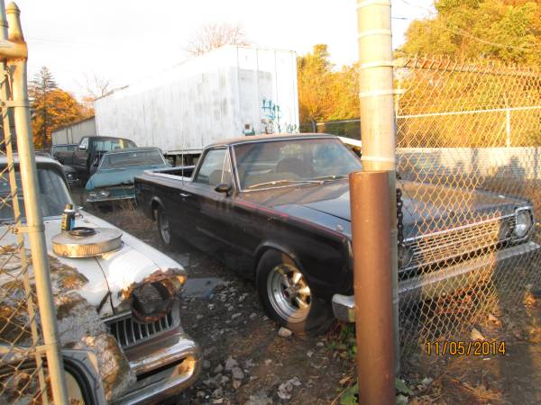 1966 plymouth satellite el camino conversion on detroit craigslist