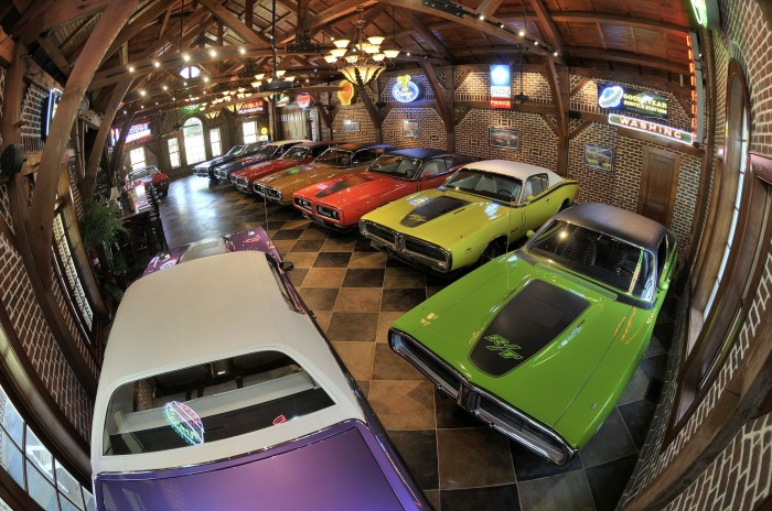 Wellborn-Muscle-Car-Museum