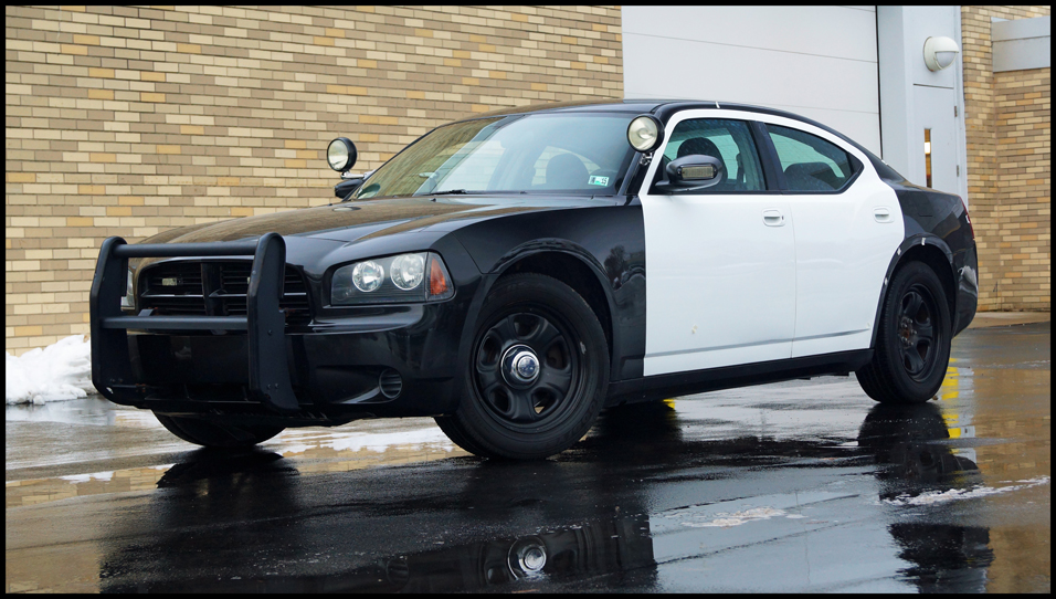 Retired 2006 Dodge Charger Police Car Mopar Blog