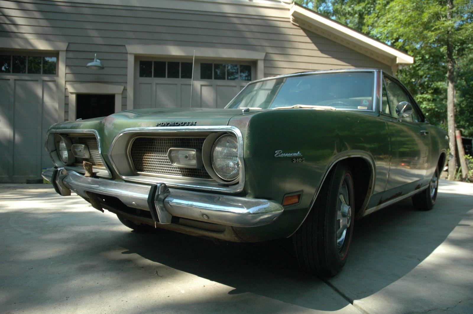 1969 Mod Top Barracuda Formula S on eBay | Mopar Blog