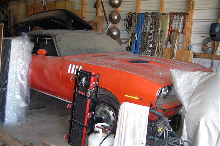 1971-Plymouth-Cuda-3qtr