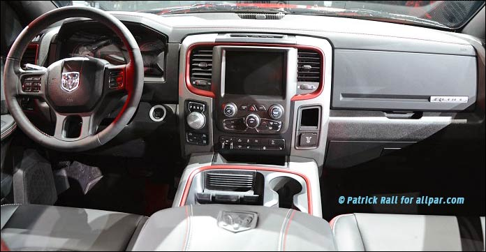 2015 Ram 1500 Rebel | Mopar Blog