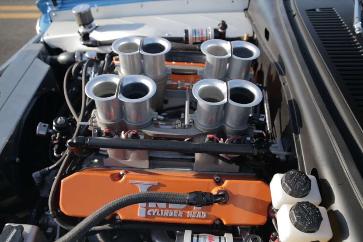 1964-Plymouth-Violent-Valiant-engine