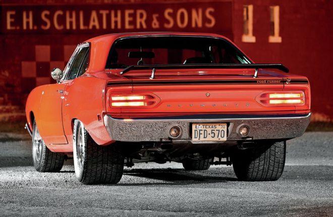 600 Horsepower 1970 Plymouth Road Runner Mopar Blog