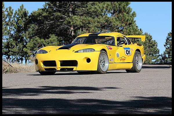 1998 Dodge Viper Prototype GT-3 Race Car on Craigslist ...