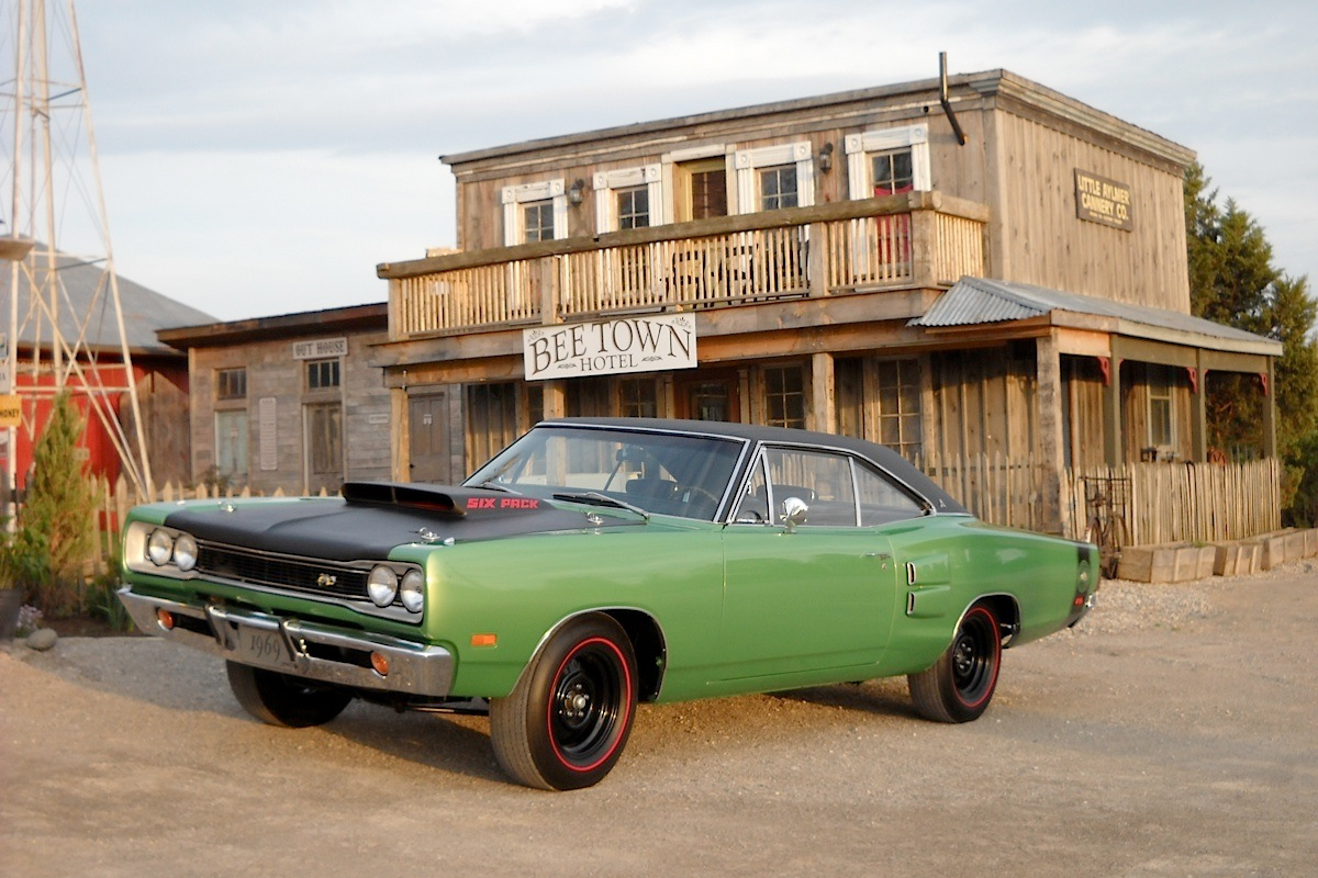 Restored to Stock A12 Super Bee | Mopar Blog