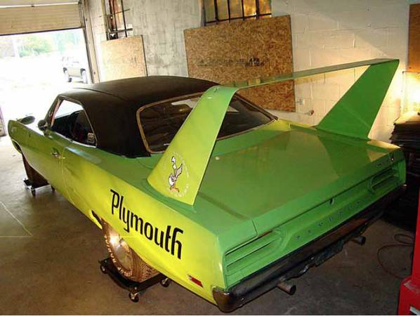 Plymouth Superbird on Craigslist | Mopar Blog