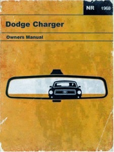 a proper dodge charger owner s manual mopar blog rh moparblog com dodge owners manuals online dodge owners manual