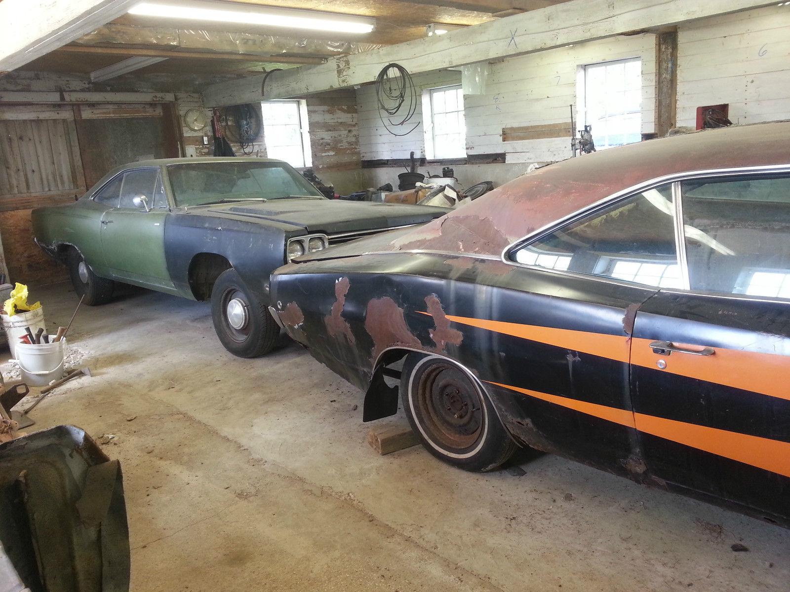 1968 Dodge Charger on eBay   Mopar Blog