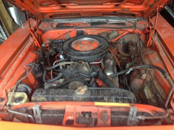 Dodge Charger Engine >> Five Mopars in One Barn Find on Craigslist | Mopar Blog
