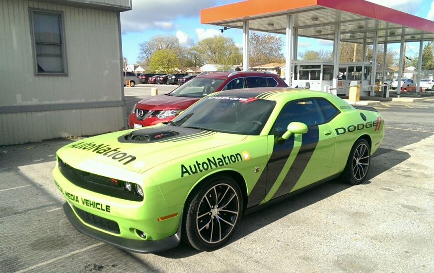 AutoNation-Challenger-One-Lap-delivery