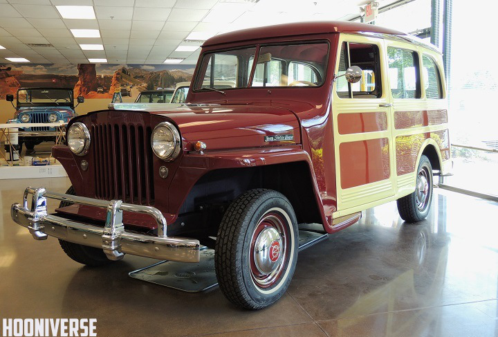 Jeep Willys For Sale >> Jeep Museum | Mopar Blog
