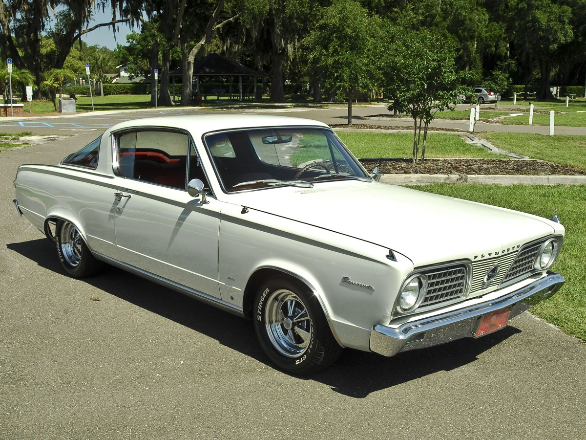 1966-Plymouth-Barracuda-3qtr