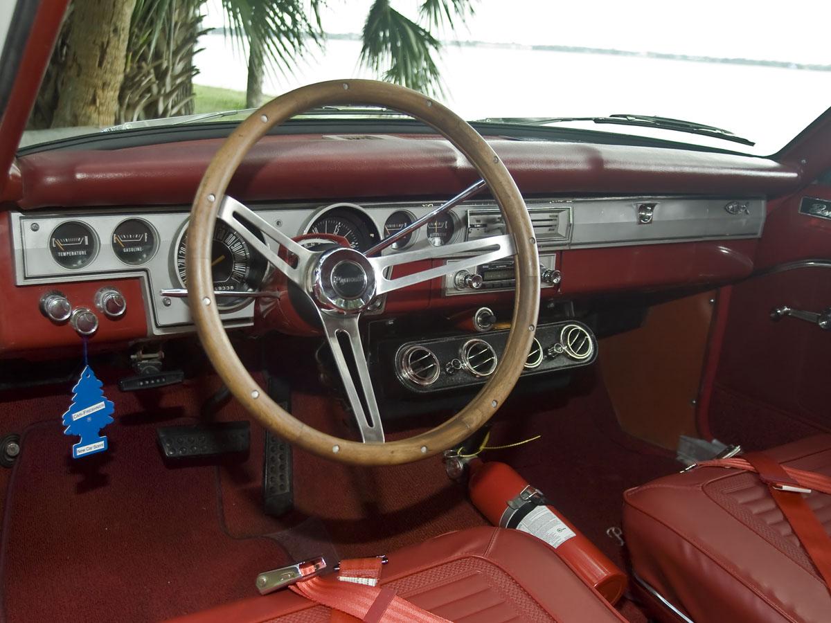 All Original 1966 Plymouth Barracuda Mopar Blog