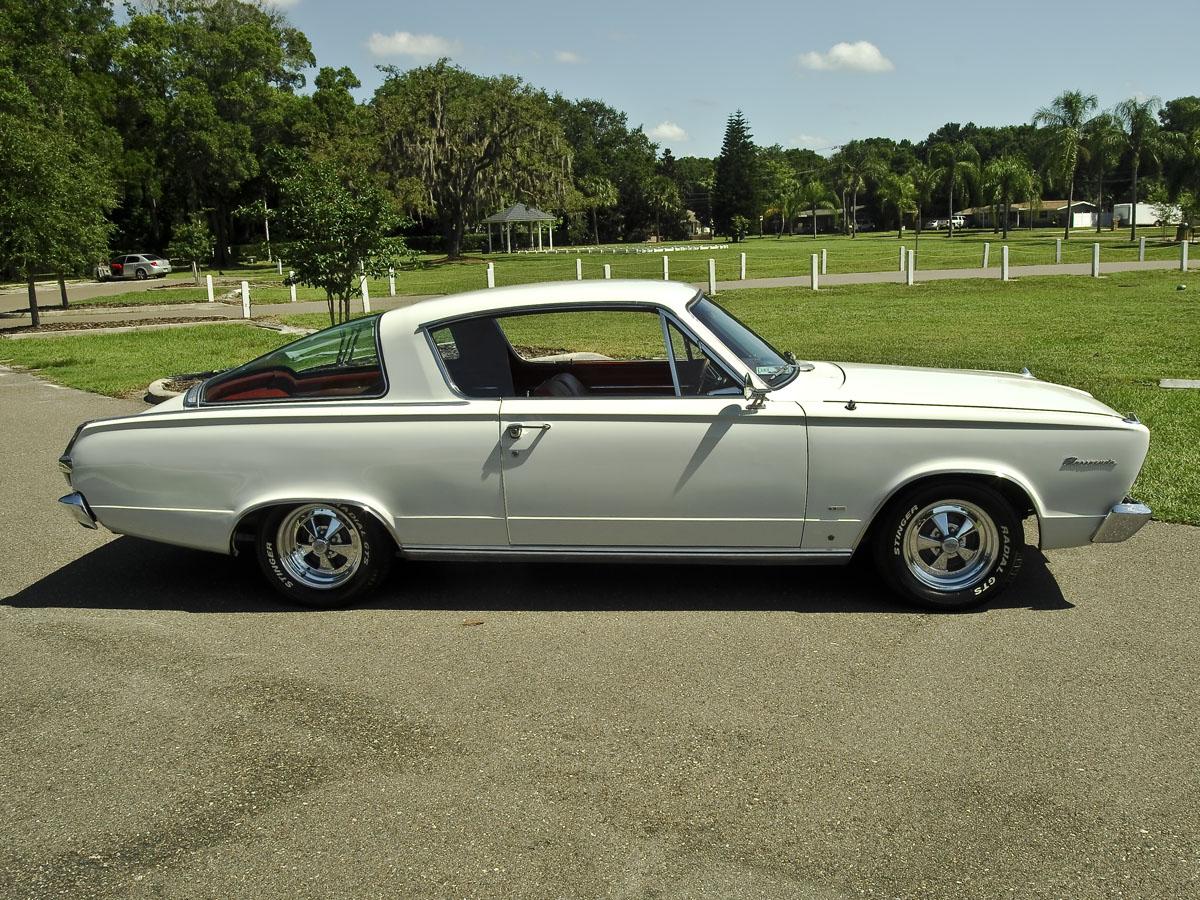 1966-Plymouth-Barracuda-side