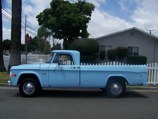 1969 Dodge Camper Special on Craigslist | Mopar Blog