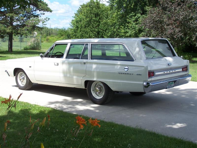 Sleeper 1967 Coronet Wagon Mopar Blog