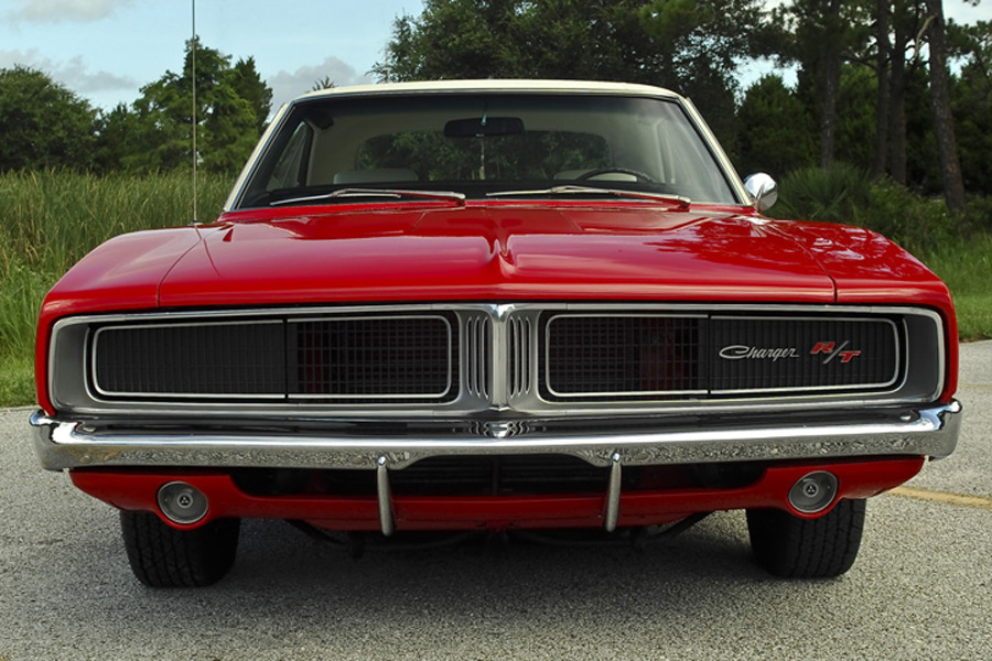 1969 dodge charger front - Dodge Charger 1969