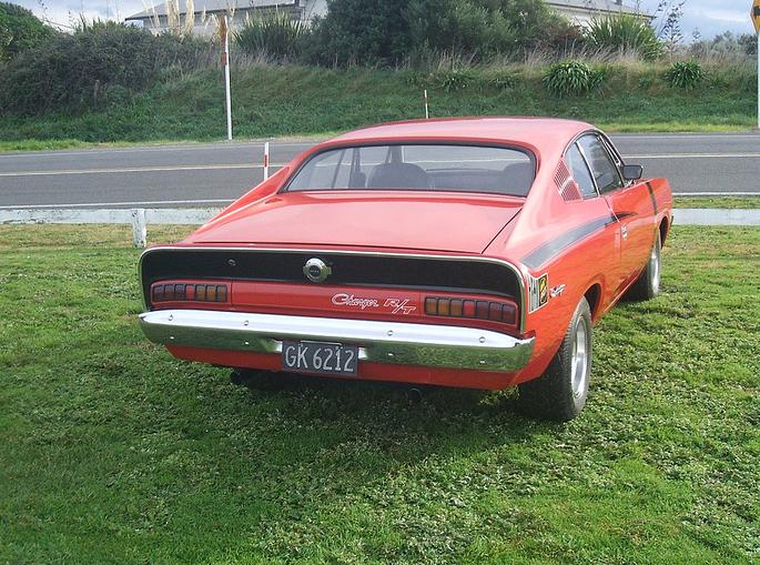 Aussie-Charger-rear
