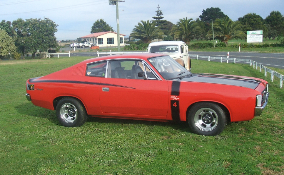 Aussie-Charger-side