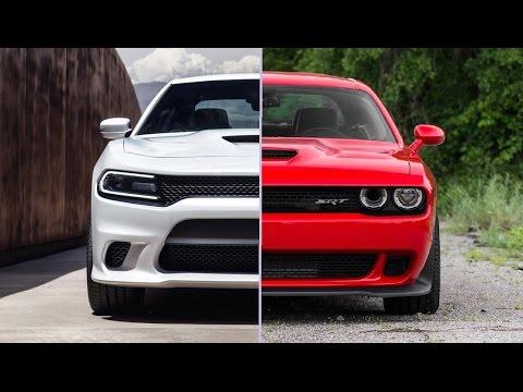 Dodge-Hellcats