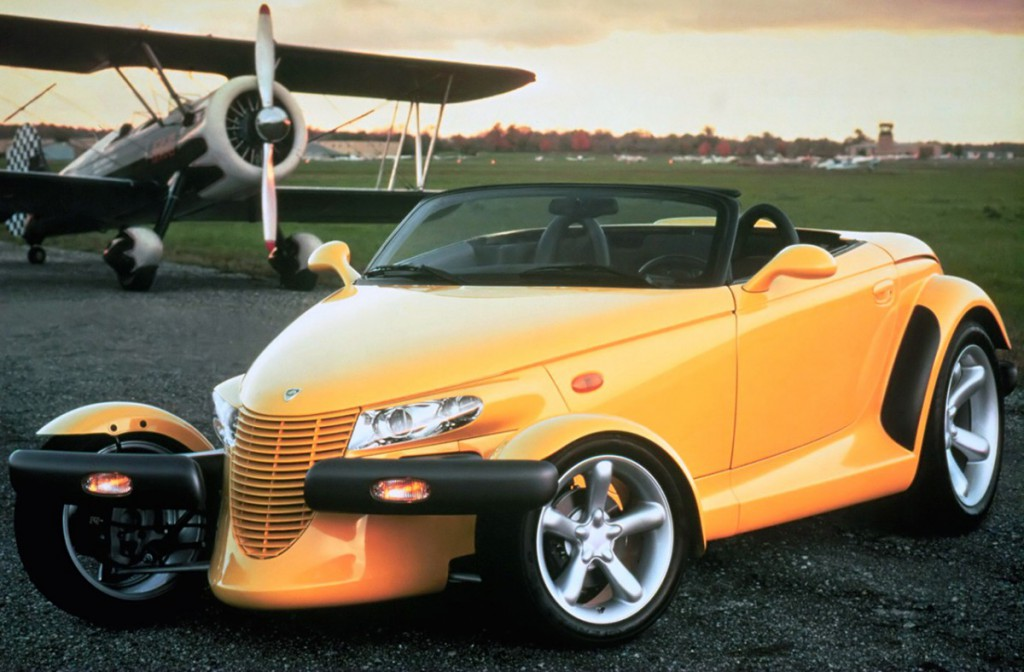 Yellow-Plymouth-Prowler