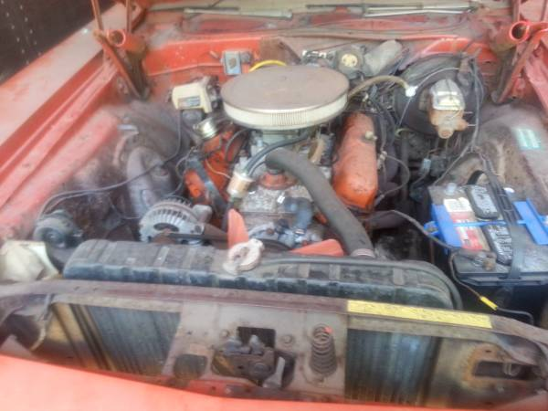 1971-Plymouth-Cuda-engine