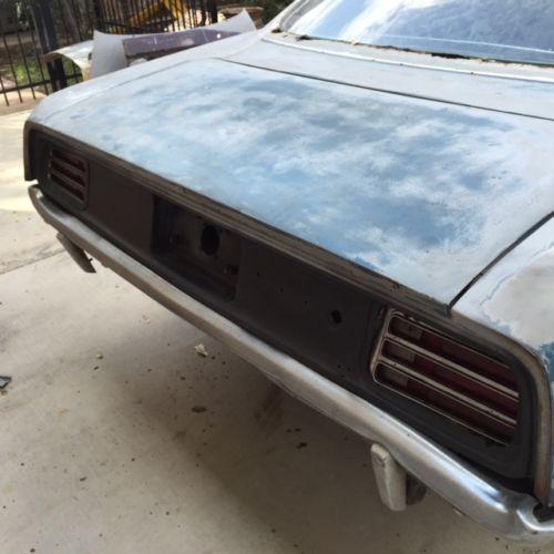 1970-Plymouth-Barracuda-rear