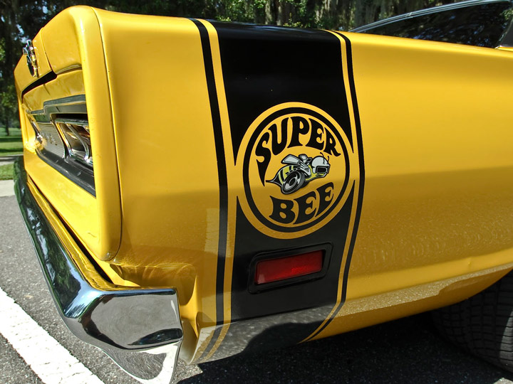 1969 Super Bee Mopar Blog