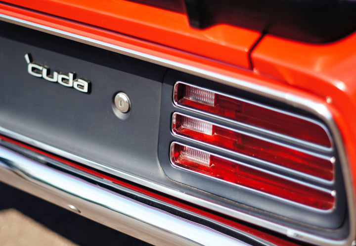 1970-Plymouth-AAR-Cuda-taillight
