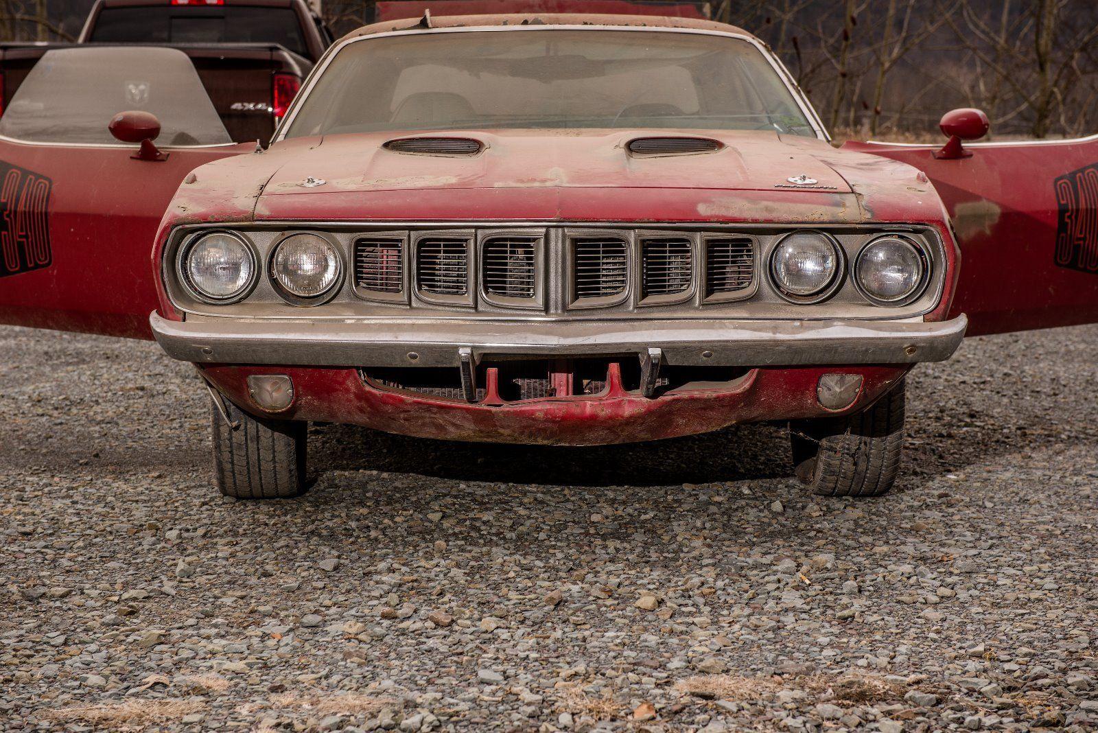 1971 Plymouth Barracuda on eBay | Mopar Blog
