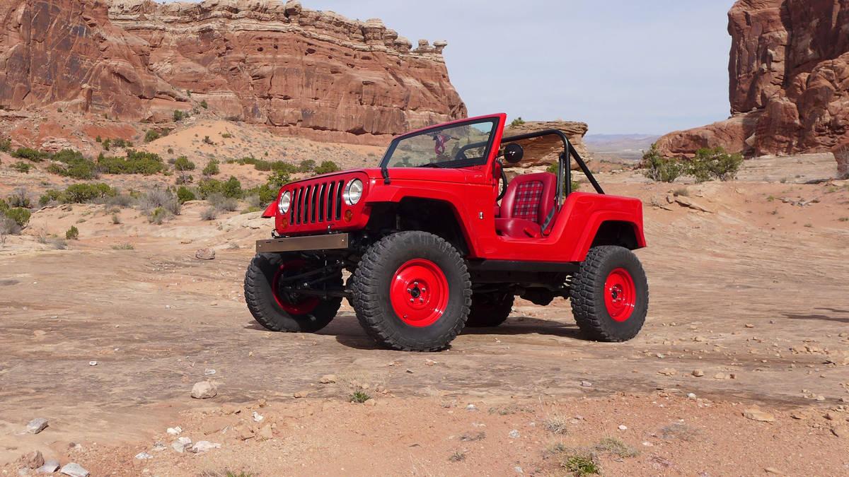 Jeep-Shortcut
