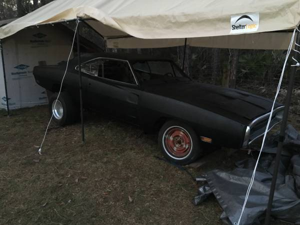 Rusty 1970 Charger on Craigslist | Mopar Blog