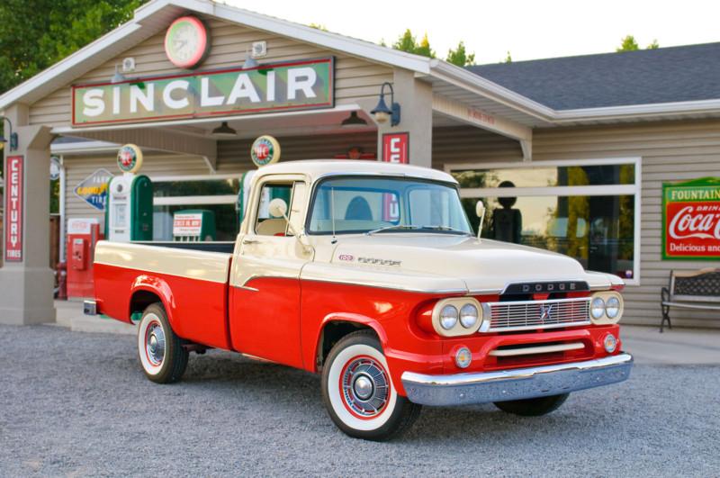 1960 Dodge D100 on eBay | Mopar Blog