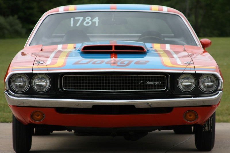 Hellcat For Sale >> 1970 Challenger T/A Super Stock Survivor on Ebay | Mopar Blog