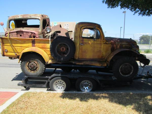 Dodge Viper For Sale >> 1954 Dodge Power Wagon on Craigslist | Mopar Blog