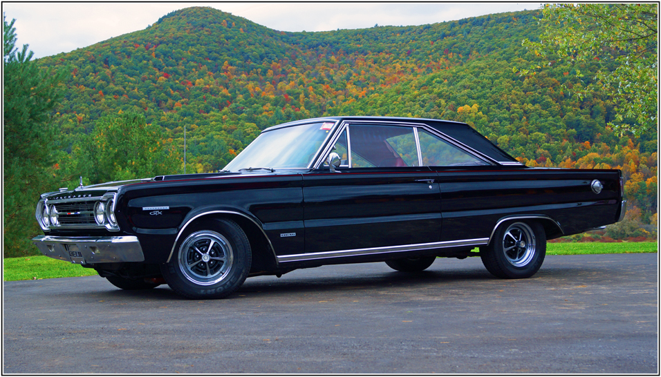 1967 Plymouth Gtx Reunited With Original 440 Mopar Blog
