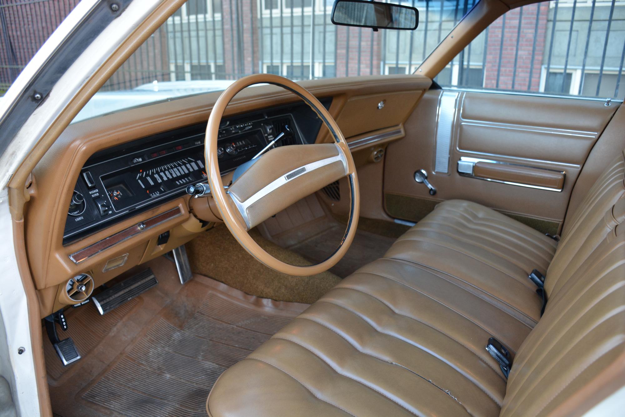 In the Mopar Blog Garage: 1972 Chrysler Town & Country Wagon | Mopar Blog