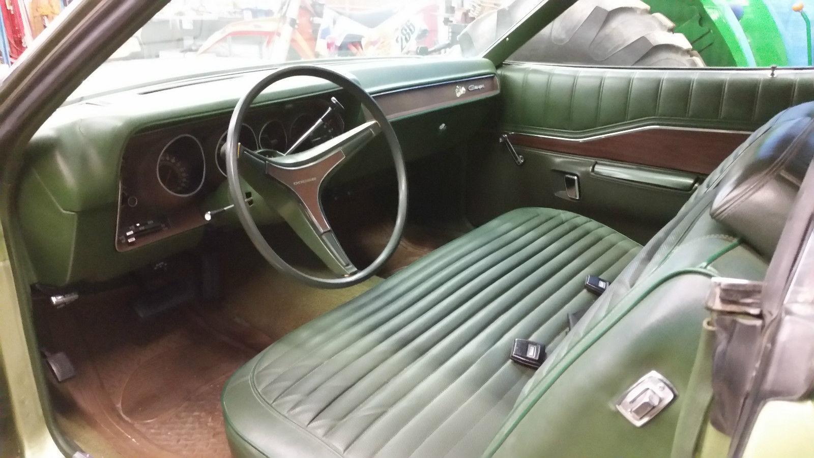 1972 charger dodge interior rallye bee mopar