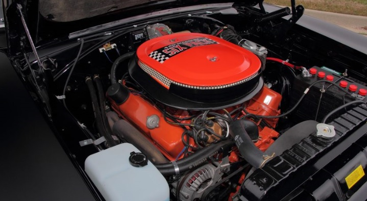 charger pack six 440 dodge 1970